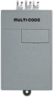 车库门零件 Multicode 1090 门或车库门开门器接收器