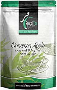 Special Tea 肉桂苹果乌龙茶, 散叶, 84.9克