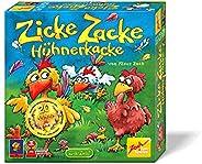 """Zoch 601121800 """" Zicke Zacke Huhnerkacke""""棋盘游戏"""