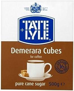 Tate & Lyle Fairtrade Demerara 糖块(500 克)