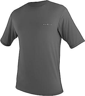 O'Neill 男式基础款皮肤* 30 + 短袖太阳衬衫