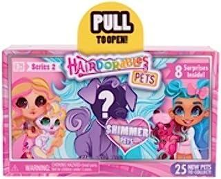 Hairdorables 宠物系列2 娃娃