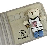 百维 托比熊篮球队系列站姿熊遮阳置物板 PW0626A