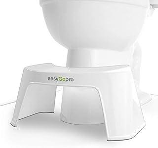 easyGOpro - 7.5 英寸符合人体工程学的家庭马桶凳 Euro-Ergo 1 1