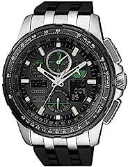 CITIZEN西铁城 腕表 CITIZEN 海外款 光动能电波手表 特定店销售款 JY8051-08E 男款 黑色