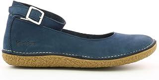 Kickers Unisex's Honnora 芭蕾平底鞋