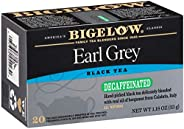 Bigelow Tea 无咖啡因 伯爵红茶包 20个(6 盒),共 120 个茶包