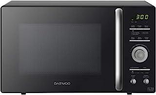 Daewoo KOR9GQRR 触摸控制微波炉,900 W,26 升,黑色
