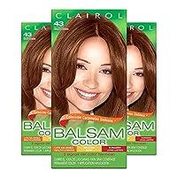Clairol Balsam Color 女士永久发色 3份