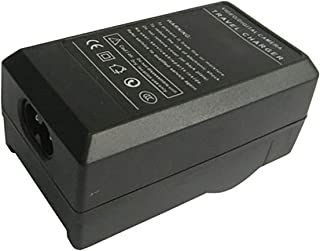 Amsahr 数码替换相机和摄像机迷你电池旅行充电器,灰色CH-PANCGAS002E-1CT CH-PANCGAS002E-1CT 灰色