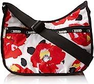 LeSportsac 乐播诗 女士Besace Epaule斜挎包,Garden Poppy,单一尺寸