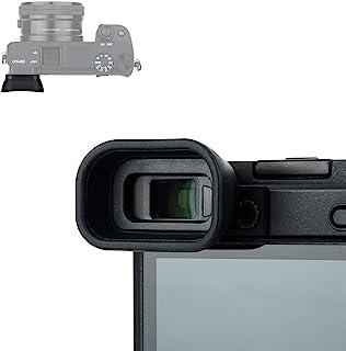 JJC FDA-EP17 眼罩眼罩适用于索尼 a6600 a6500 a6400 取景器替代索尼 FDA-EP17 眼杯软硅胶扩展设计