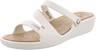 Crocs 卡骆驰 女士Patricia露趾凉鞋