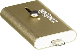 环眼圆环眼串行 iShowFast USB 3.0 / 闪电连接器兼容闪存 16GB LIA3023,透明