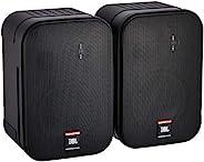 JBL PROFESSIONAL 遥控器1Pro 用宽频带小型音箱一对 , 黑
