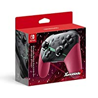 Nintendo 任天堂 Switch Pro 控制手柄 异度神剑2限定版