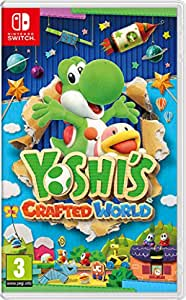 JEU CONSOLE NINTENDO YOSHI S CRAFTED WORLD