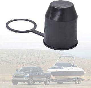LITEMATIRA 通用房车拖车挂接球套带钩环 - 2 英寸(约 5.1 厘米)防水保护盖,抽屉外部配件,适用于大篷车、卡车、船