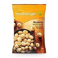 Seeberger 鹽漬烤夏威夷果仁,13袋(13 x 125 g)