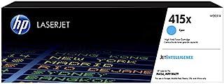 HP 惠普 W2031X 415X 高产量原装激光墨盒 青色, 单件装