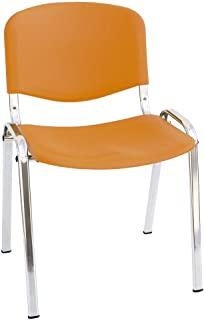 Express fuehle 椅子腿,钢,橙色,55 x 53 x 79厘米