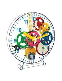 Magnoidz 兒童實驗室發條時鐘 科學用具