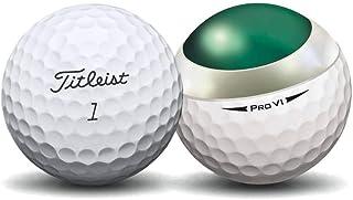 TITLEIST 中性款翻水 Pro Vi A 级球,白色,标准