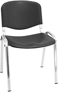Express fuehle 椅子腿,钢,黑色,55 x 53 x 79厘米