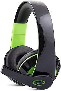 Esperanza 游戲耳機立體聲耳機麥克風和音量控制電腦電腦筆記本電腦*EGH300G