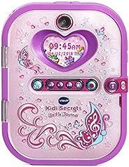 VTech Kidi Secrets 自拍日记,带面部识别器,粉色