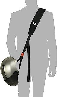 Cosmos 摩托车头盔背带摩托车携带带头盔锁带适用于自行车手的礼物 - 男女均适合头盔速度夹扣