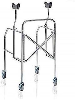 Farma 步行辅助,适用于老年人和*人,可拆卸,4个轮子,可折叠,可调节,17.2 千克
