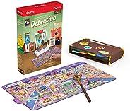 Osmo 侦探事务所: 一个探索 & 发现的神秘游戏 - 5-12岁 - 探索世界 - 适用于iPad和Fire平板电脑 (需要Osm