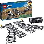 LEGO 乐高 City 城市系列 Weichen 道岔 60238 玩具火车
