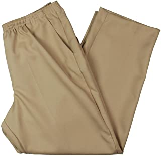 Karen Scott 女士舒适腰经典长裤