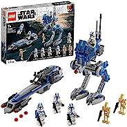 LEGO 乐高 星球大战 501 军团克隆人士兵 75280