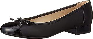 GEOX 女式 D wistrey F 芭蕾平底鞋,40.5码