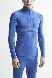 Craft 男士保暖高强度拉链长袖打底衫