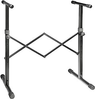 AH Stands SKS05 通用键盘支架,混音器和舞台设备,黑色