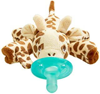 Philips AVENT 飞利浦 新安怡 舒适安抚奶嘴,0个月以上, 长颈鹿, SCF347/01