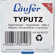Läufer 69248 Typutz 清洁橡皮泥,罐装 93 x 57 x 20 毫米