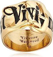 Vivienne Westwood 黄铜 戒指 64040096/R124 M 小 13.5号