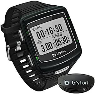 Bryton百锐腾 Cardio C60H专业户外多功能GPS运动手表 含心率带 马拉松跑步智能手表(跑步/骑车/游泳)