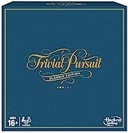 Trivial Pursuit Classic Ed Family Fun Strategy Board Game Hasbro HSBC1940