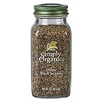 Simply Organic 粗黑胡椒粉,69.9克