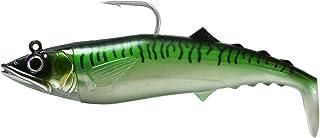 FishLab Mack Attack Soft Swimbait 10 英寸 16 盎司(约 25.4 毫升)- * Mackerel
