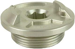驱动赛车油塞(银色)适用于 17-21 川崎 Z125PRO