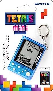 TEATLIS 官方*产品 钥匙圈型手机游戏机 Tetris(R )迷你 (湛蓝色)』