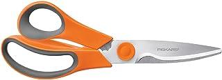 All Purpose Kitchen Shear-Orange/Silver