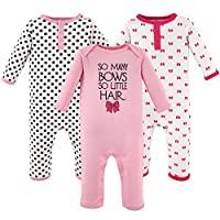 Hudson Baby 寶寶棉質 Union 西裝,3個裝